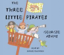 The Three Little Pirates. Book + CD