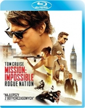 Mission: Impossible - Rouge Nation (Blu-ray)