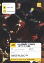 Mandarin Chinese Conversation. 3 CD and booklet