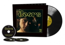 The Doors - 50Th Anniversary Deluxe Edition (3CD/Vinyl)