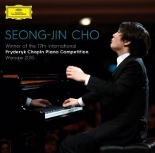 Winner Of The 17th International Fryderyk Chopin Piano Competition Warsaw 2015 (Polska cena)