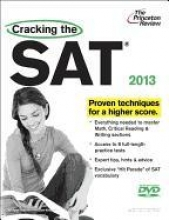 Cracking the SAT with DVD, 2013 Edition