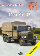 Praga RV. Tank Power vol. CCVI 471