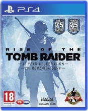 Rise of the Tomb Raider 20 Year Celebration Artbook Edition (PS4)