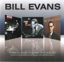 Three Classic Albums - New Jazz Conceptions & Everybody Digs Bill Evans & Portrait In Jazz (2CD Remastered) (Slipcase)
