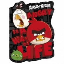 Notes kształtowy A6 Angry Birds