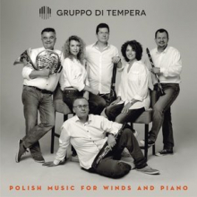 Polish Music For Winds And Piano (Digipack)