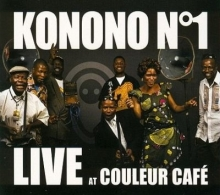 Live At Couler Cafe (Digipack) (w.)