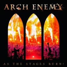 As The Stages Burn! (CD/DVD/Blu-ray)