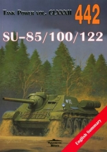 SU-85/100/122. Tank Power vol. CLXXXII 442