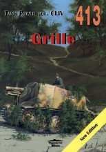 Grille. Tank Power vol. CLIV 413