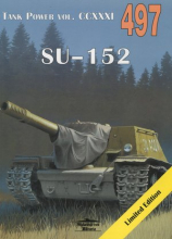 SU-152. Tank Power vol. CCXXXI 497