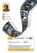 One-Day French. 2 DVDs, laminated card and interactive activities