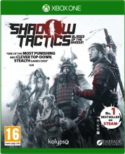 Shadow Tactics: Blades of the Shogun (Xbox One)