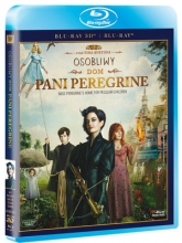 Osobliwy dom pani Peregrine (2 Blu-ray 3D)