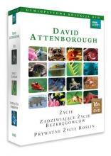Attenborough vol. 2 (8 DVD)