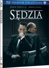Sędzia (Premium Collection) (Blu-ray)