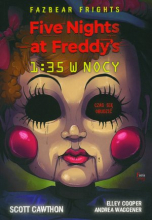 Five Nights At Freddy's. 1:35 w nocy