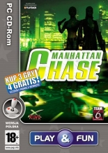 Manhattan Chase (seria Play & Fun) [Tanie granie]
