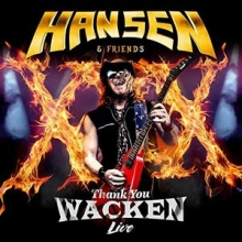 Thank You Wacken (CD/DVD) (Digipack)