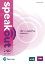 Speakout Intermediate Plus 2nd Edition Workbook with Key