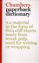 Paperback Dictionary