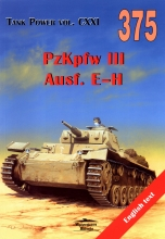 PzKpfw III Ausf. E-H. Tank Power vol. CXXI 375