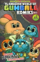 The Amazing World of Gumball. Komiks. Część 2