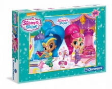 Puzzle 100 el. Shimmer and Shine