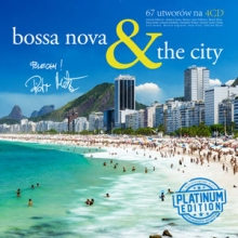 Bossa Nova & The City / 4CD