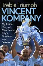 Treble Triumph: My Inside Story of Manchester City's Greatest-ever Season
