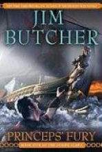 Butcher, J: CODEX ALERA BK05 PRINCEPS FURY