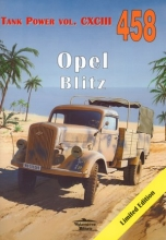 Opel Blitz. Tank Power vol. CXCIII 458