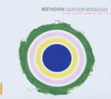 Beethoven: String Quartets Opus 18 Nos 1 & 4 (w.)