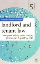 Landlord and Tenant Law, 5th Edition