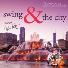 Swing & The City / 4CD