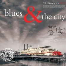 Blues & The City / 4CD