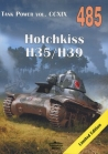 Hotchkiss H35/H39. Tank Power vol. CCXIX 485